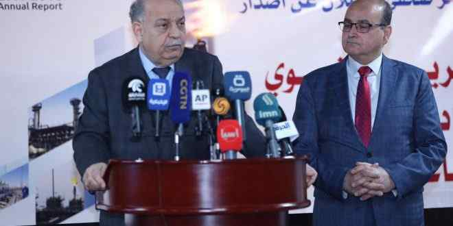 Oil Minister: We are working to combat corruption by restricting investment business inside Iraq %D9%88%D8%B2%D9%8A%D8%B1-%D8%A7%D9%84%D9%86%D9%81%D8%B7-%D8%A7%D9%84%D8%B9%D8%B1%D8%A7%D9%82-660x330
