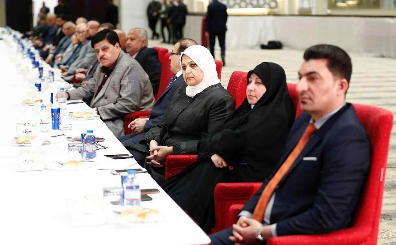An Iraqi Forum Discusses The Impact Of Changing The Exchange Rate On The Poor WhatsApp-Image-2021-01-10-at-9.59.41-PM-1